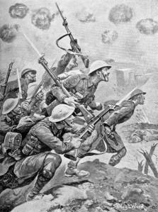 WW1 OVER