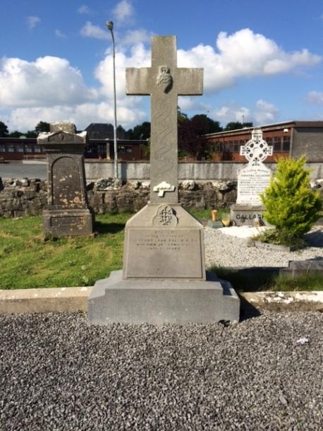 Sgt Joseph Bruen, RIC Belfast d. April 1922